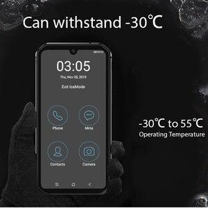 Image 3 - Blackview BV9900 Helio P90 אוקטה Core 8GB + 256GB IP68 מוקשח נייד טלפון אנדרואיד 9.0 48MP Quad אחורי מצלמה NFC Smartphone