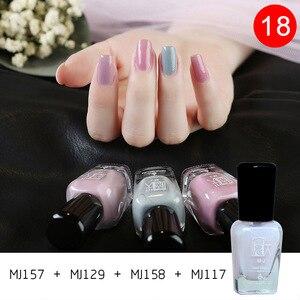 Хит продаж, 4 шт., пилинг для ногтей, набор дышащих нетоксичных лаков для ногтей с УФ-гелем CNT 66