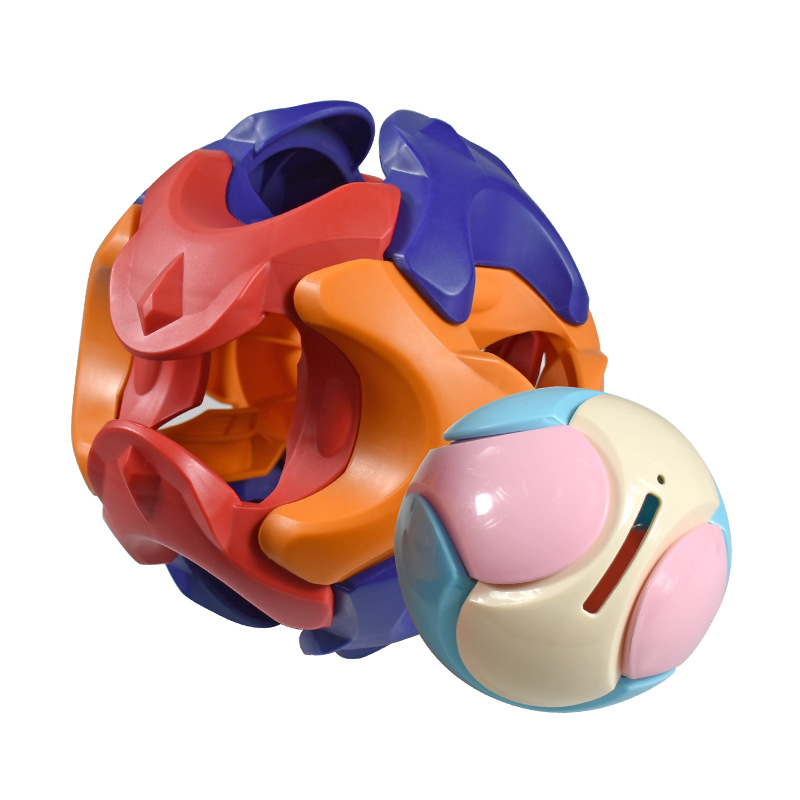 Hot sale children's toys assembly ball piggy bank early education dismantling ball to improve the ability to use brain and hands