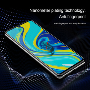 Image 4 - Nillkin XD CP+ Max Tempered Glass For Xiaomi Redmi Note 9S Note 9 Pro Max Poco M2 Pro Protective oleophobic Full Screen glue