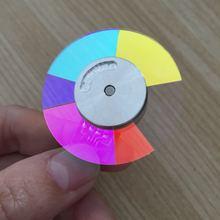 23.8pe19g001k 17s220e120 ys15306 original cor roda para optoma projecter 6 cores