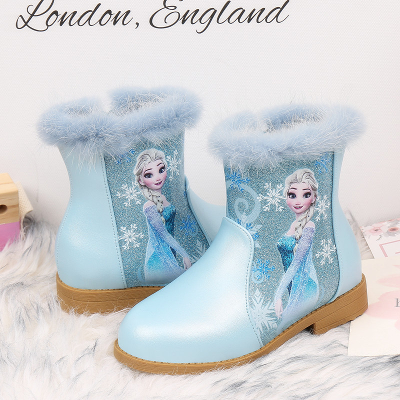Fashion, Shoes, Girls, Frozen, For, Nina