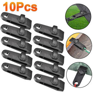 5/10Pcs DIY Tarp Clamp Awning Tent Canopy Clamp Clip Snap Canvas Anchor Gripper Caravan Jaw Grip Trap Tighten Woodworking Tools
