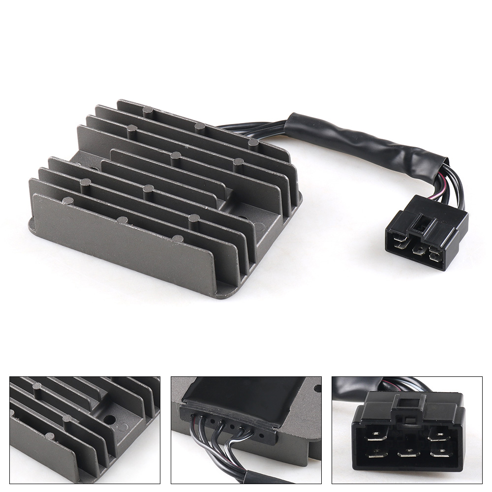 High performance Voltage Regulator Rectifier For <font><b>Suzuki</b></font> GSXR 600 750 1000 Hayabusa GSX1300R <font><b>Intrude</b></font> <font><b>VL1500</b></font> Quadrunner LT-F500F image