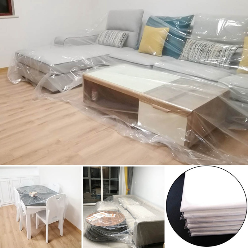 Good Quality Dustcloth Dedusting Hood Dust Cover Cloth Furniture Cover Furniture Dust Cloth Household Supplies