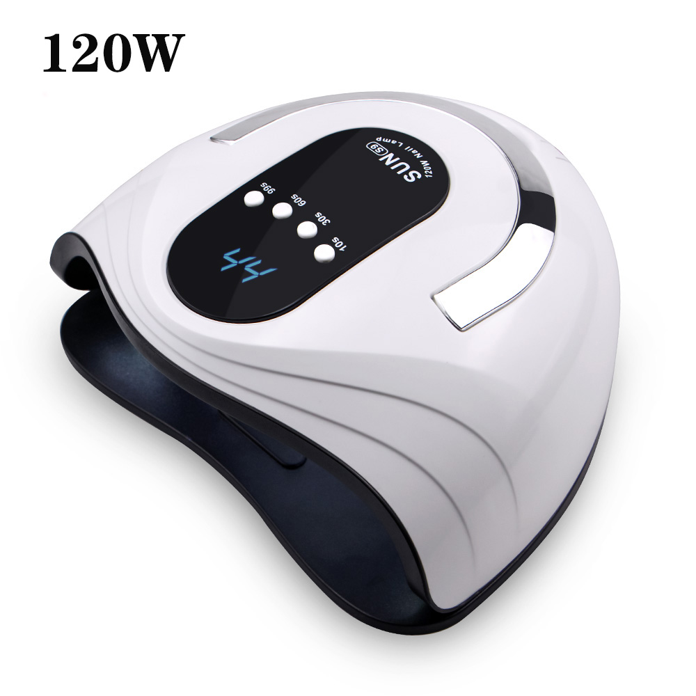 LED Nail Lamp For Manicure Nail Dryer Machine UV Lamp 42/36/18 Pcs Led Beads For Fast Curing UV Gel Nail Polish Manicure Tools