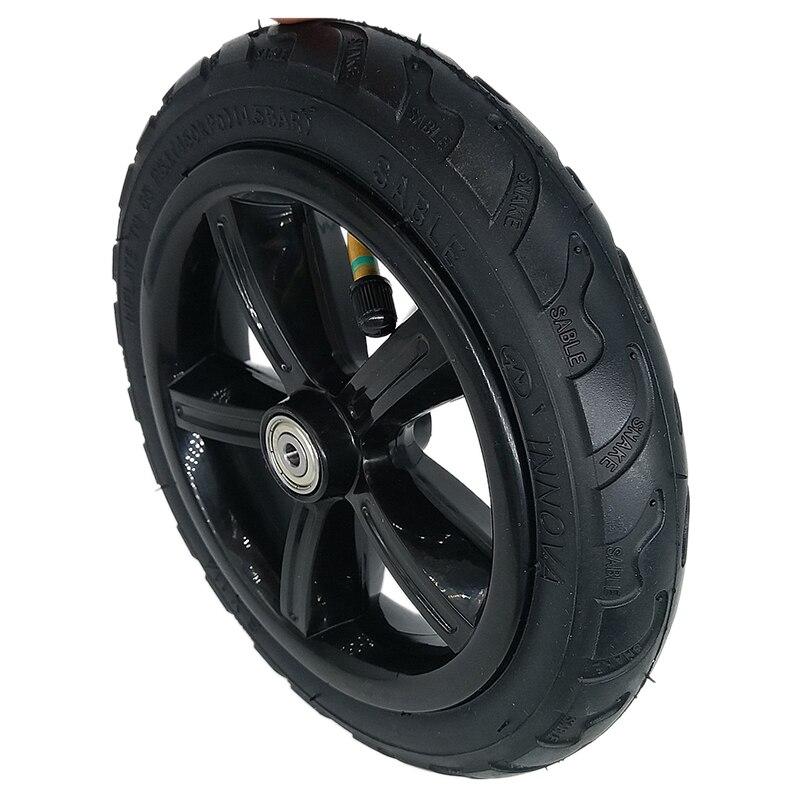 8 Polegada pneu de scooter elétrico 8x1 1/4 pneu interno 200x45 pneu pneumático roda inteira