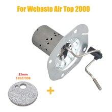 304 paslanmaz çelik isiticilar yuvarlak motor aksesuarları dizel brülör 310 brülör ekran örgü Webasto Air Top 2000 2000w