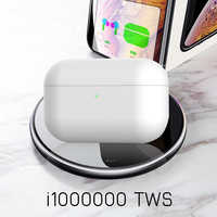 i1000000 tws stereo wireless bluetooth earphones noise reduction detection airpodering pro touch control sport earbuds headsets