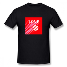 Tennis Love Heart Gift t shirt men Casual Fashion Mens Basic Short Sleeve T-Shirt boy girl hip hop t-shirt top tees