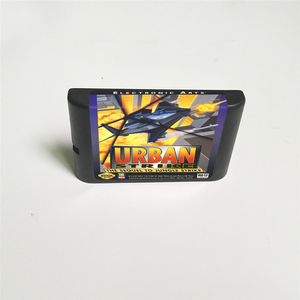 Image 2 - Urban Strike   USA Cover With Retail Box 16 Bit MD Game Card for Sega Megadrive Genesis Video Game Console