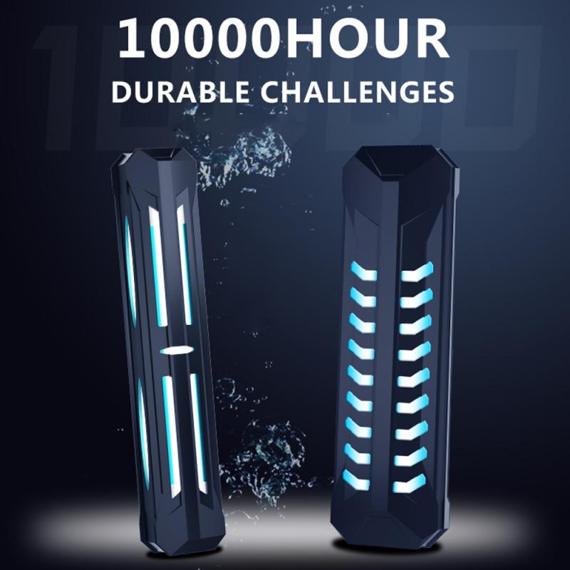 New UV Light Sterilizer Aquarium Submersible Pond Fish Tank Germicidal Clean Lamp Submersible Germicidal Lamp