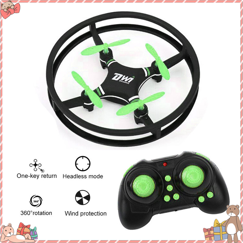 Super Durable Nano Drone Space Trek Flash LiRC Quadcopter 2.4GHz 4Axis Gyro RC Aircraft Protective Mini Helicopter for Children image