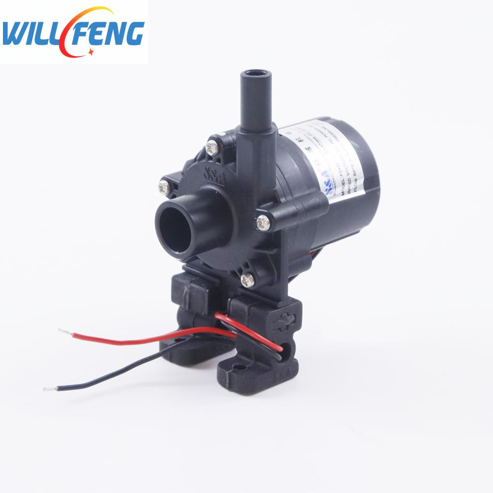 Will Feng Water Pump P2430 P2450 For S&A  Industrial Chiller CW3000 CW5000 CW5200 Original Brushless DC Pump