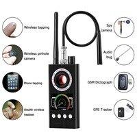 Drahtlose Signal Detektor Rradio Frequenz Anti-Spy Kamera 1MHZ-6,5 GHZ Pro K68 Anti GSM GPS Detektor, kamera Überwachung Gerät