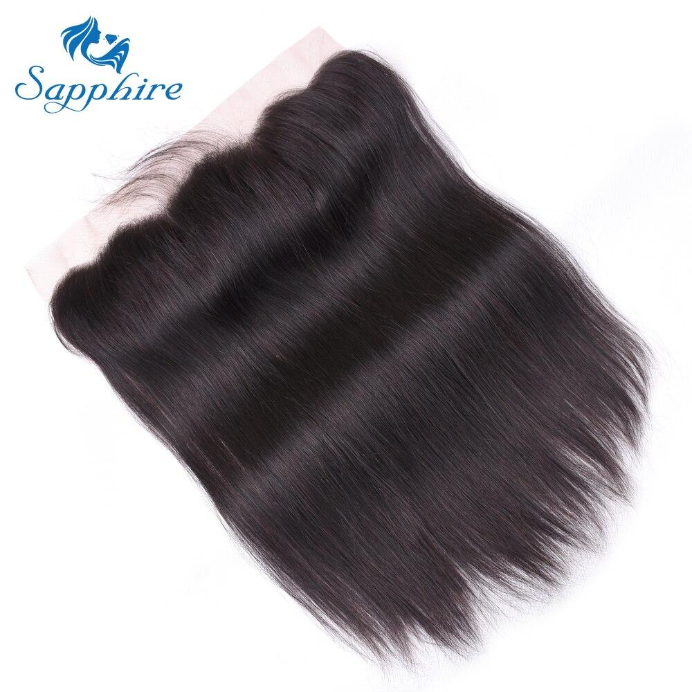 H14b4e8bd20b24cb4b487d87531026755L Sapphire Straight Hair Frontal With Bundles Human Hair Bundles With Frontal Brazilian Hair Weave Bundles With Closure Frontal