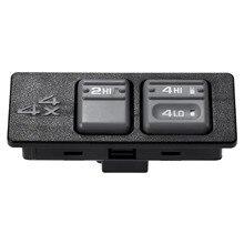 Yetaha 4x4 4WD 트랜스퍼 시프트 윈도우 스위치 컨트롤 패널 15969707 Chevrolet Tahoe GMC K1500 K2500 K3500 Pickup Suburban