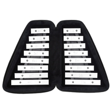 16 Note Glockenspiel Xylophone Orff Educational Percussion Musical Instrument Toy Children Kids Toys Baby Educational Toys Gifts