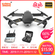 Global Drone Camera Rc Helicopter FPV E58-E520 with HD 1080P Live-Video VS