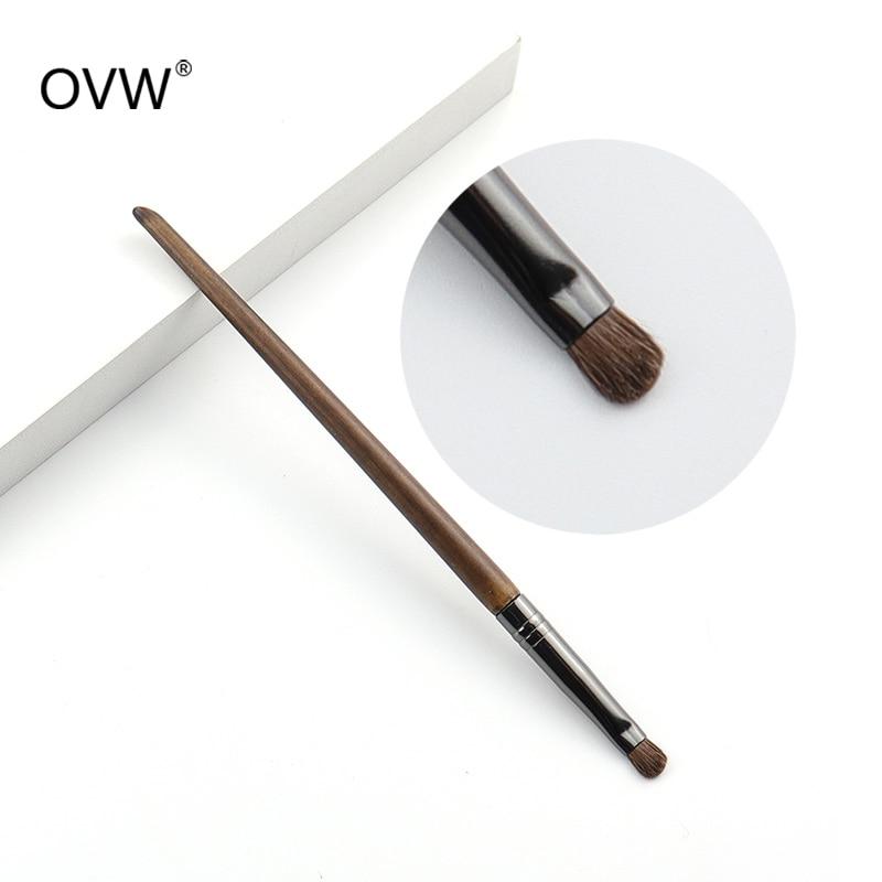 OVW Small Pro Firm Shadow Brush kisti Pony Hair Mini Shader Makeup Beauty Brushes Tool makyaj fircasi 1 piece pennelli trucco