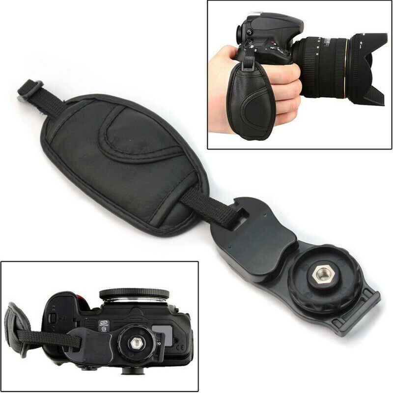 PU Hand Grip รับประกัน 100% ใหม่กล้อง Hand Grip สำหรับ Canon EOS 5D Mark II 650D 550D 450D 600D 1100D 6D 7D 60D คุณภาพสูง