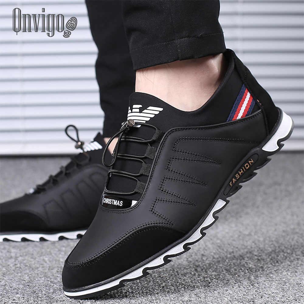 Qnvigo זכר נעל עבור כושר לנשימה גברים סניקרס זכר נעל למבוגרים אדום שחור קל משקל הליכה רשת ספורט פלטפורמת סניקרס חם