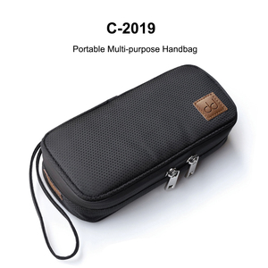 Image 1 - DD C 2019 Tragbare Multi zweck Handtasche Box für FIIO M11/FH7/BTR3/F9 PRO SHANLING UP2/M5S/MWS HIFI Musik Player Kopfhörer