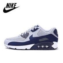 Nike-Zapatillas deportivas transpirables para correr para hombre, cómodas zapatillas Nike Air Max 90, 537384-128, clásicas para exteriores, originales