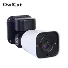 4 кратный зум Full HD, 2 мегапиксельная Поворотная PTZ камера SONY323 1080P AHD Bullet, водонепроницаемая инфракрасная камера 50 м AHD CVI TVI CVBS 4 в 1, коаксиальное управление