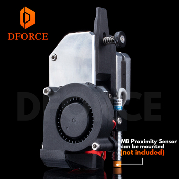 DFORCE AL-BMG-MQ Extruder Mosquito HOTEND upgrade kit for Ender-3/CR-10 CR10S series printer Great performance improvement