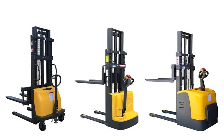 H14b6785f2a2e4250b6f2b625de549bfbf - Hot product hydraulic electric stacker/manual forklift/material handling equipment