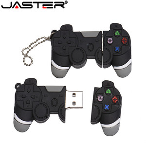 Image 5 - JASTER Usb Memory Stick 64gb Cartoon Game Controller USB Flash Drive 4GB pendrive pen drive 16GB 32GB Handle Model Free Ship