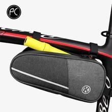 Bicycle-Bag Cycling-Accessories Reflective-Strip-Bag Upper-Tube-Bags Road-Bike Waterproof