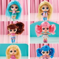 Diy Original Toys Lol Doll With Two Style Fashion Wig Original Boneca Lol Doll Ball Fashion Diy Toys