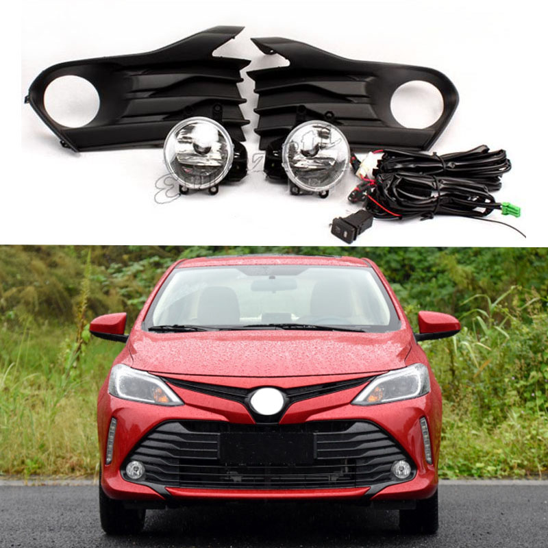 Good quality and cheap fog lamp toyota vios in Store Xprice