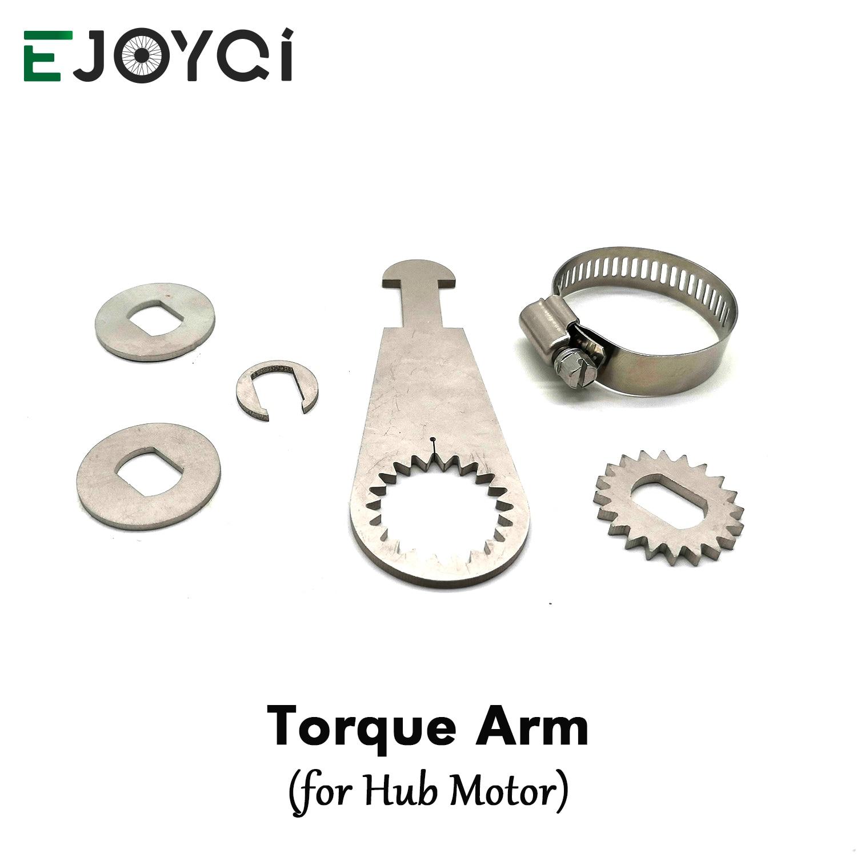 EJOYQI Torque Arm Electric Bicycle Conversion Kit V Brake Torque Arm For Hub Motor