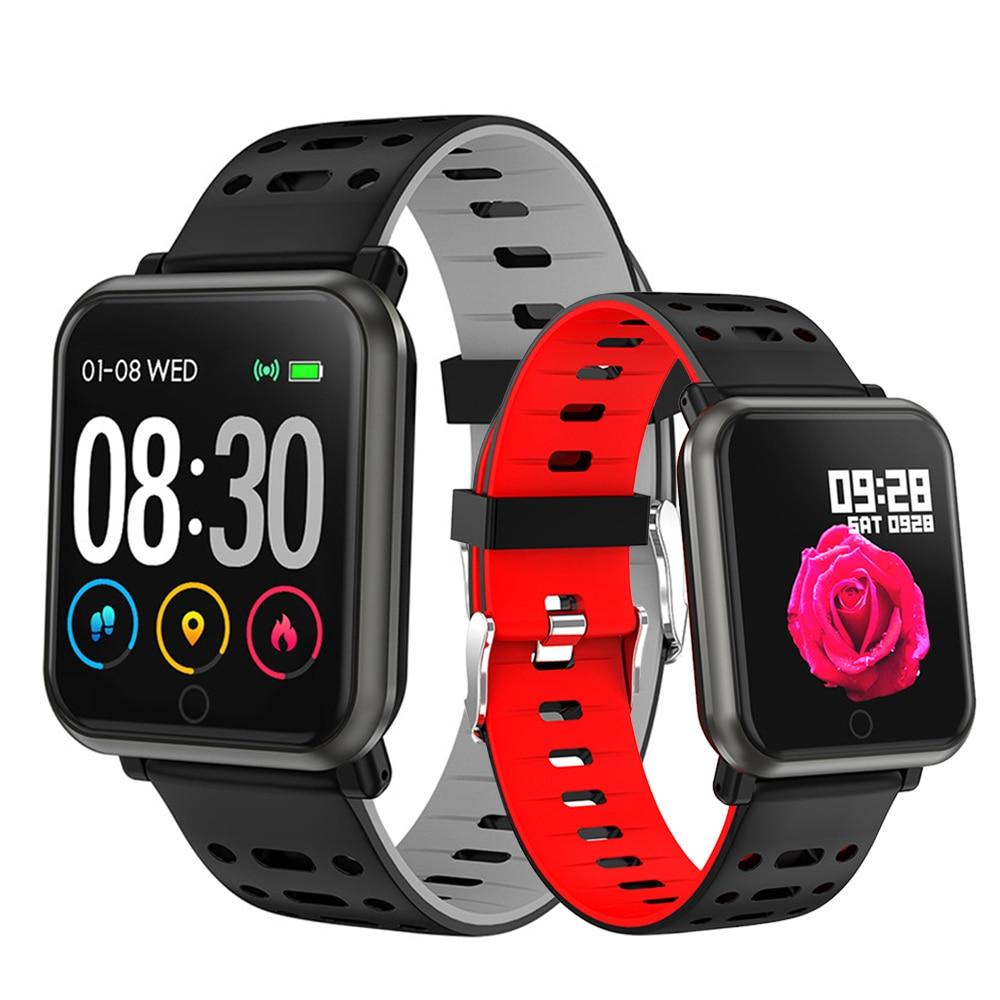 CP11 Smart Watch Bluetooth Heart Rate Blood Pressure Sleep Health Monitoring Smartwatch Men Women Fitness Activity Bracelet