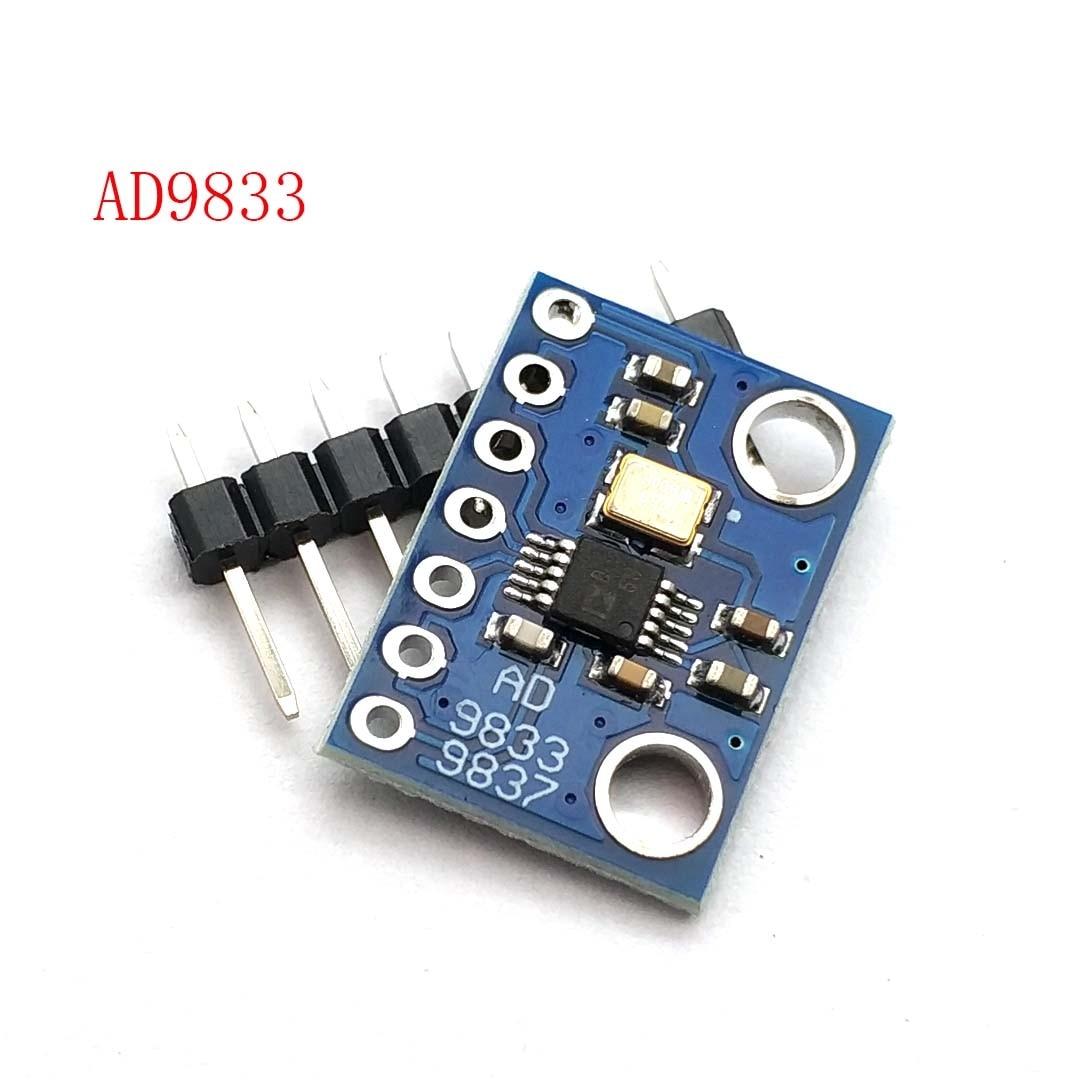 AD9833 Programmable Microprocessors Serial Interface Module Sine Square Wave DDS Signal Generator Module