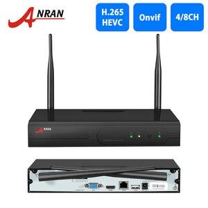 Беспроводная камера видеонаблюдения ANRAN, сетевая камера NVR 1080P, видеорегистратор Onvif, только с поддержкой камеры ANRAN