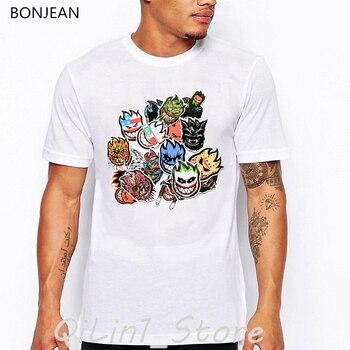 Zombie design Spitfire tshirt men clothes 2019 funny t shirts camiseta mujer harajuku shirt skateboards skull t-shirt homme