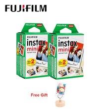 40 feuilles Fujifilm Instax Mini Film Bord Blanc Papier Photo Pour Appareil Photo Polaroid Mini LiPlay 11 9 8 7s 90 SP 2 LIEN Appareil Photo Instantané