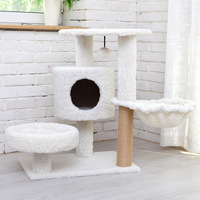 Cat Products Pet Supplies Cat Nest Cat Climbing Frame Cat Scratch Board Cat Tree Cat Climbing Frame