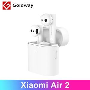 Image 1 - Xiaomi airdotsプロ2空気2 tws mi真イヤフォン2ワイヤレスイヤホンlhdcタップステレオデュアルマイクencマイクハンズフリーで空気1