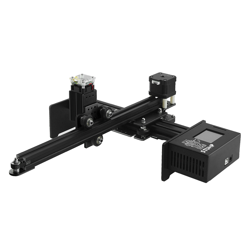 Image 5 - 20W CNC Laser Engraver Laser Engraving Machine Mini Laser Engraver Portable Household DIY Laser Engraving Cutting machineWood Routers   -