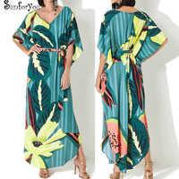 Купальный костюм с принтом саронга, Пляжная накидка, пляжная одежда, пляжная одежда, большие размеры