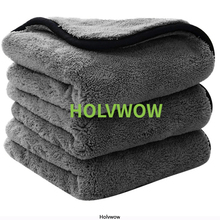 Car Cleaning Wash Towel One Time Drying Premium 800gsm Microfiber Car Cleaning Wash Towel Cloth