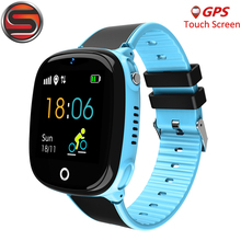 SK07 4G אנטי אבוד GPS ילדים חכם שעון GPS Tracker SOS חכם ניטור מיצוב טלפון IP67 עמיד למים HW11 ילדים GPS שעון