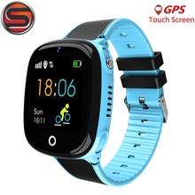 SK07 4G مكافحة خسر غس أطفال ساعة يد ذكية بجهاز تتبع سوس الذكية رصد تحديد المواقع الهاتف IP67 مقاوم للماء HW11 ساعة أطفال مزودة بنظام GPS