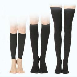 Medical varicose elastic pantyhose medical care treatment nurse socks medical stockings pressure pulse sock set