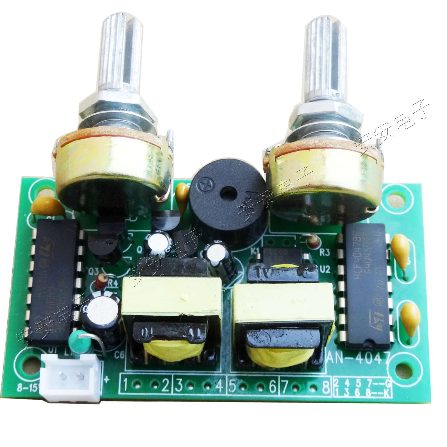 Thyristor Trigger Board Isolation Transformer Driver Four Silicon Single Silicon Dual Silicon Mixing Driver Board